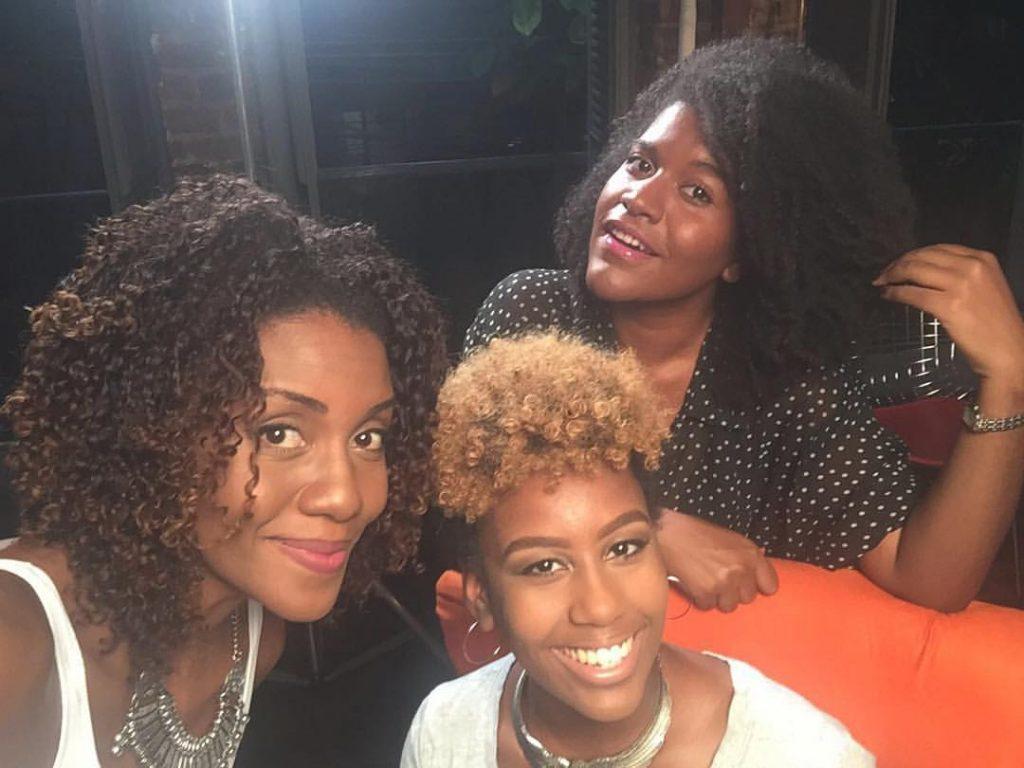 Bárbara, Graucianna e Élida: as mulheres incríveis por trás da Afrô
