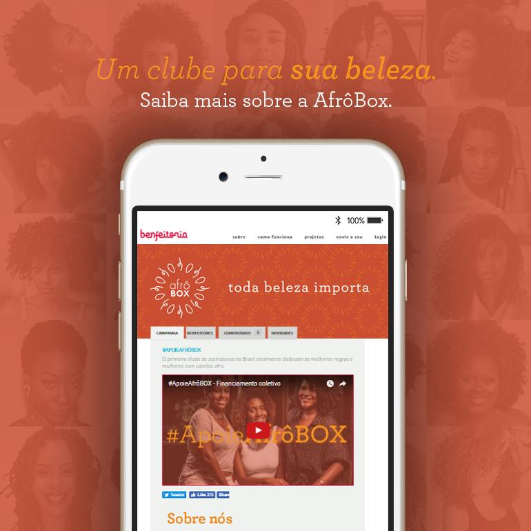 A Afrô no canal Mulheres de Impacto