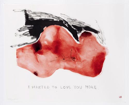 Arte que ilustra o poema: Tracey Emin & Louise de Bourgeois.