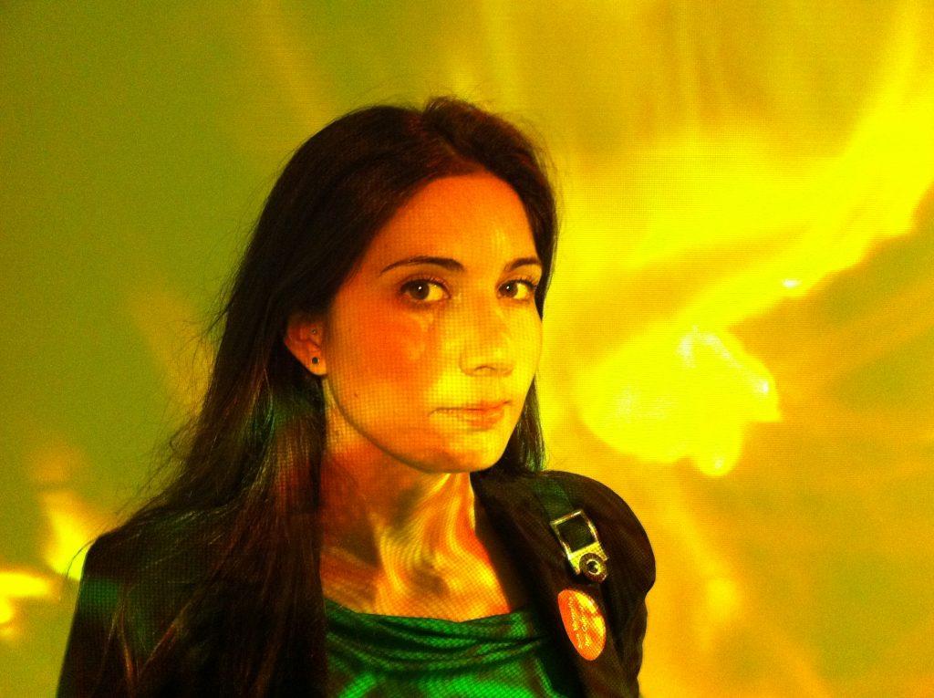 Lívia Perez, diretora do documentário Quem Matou Eloá?