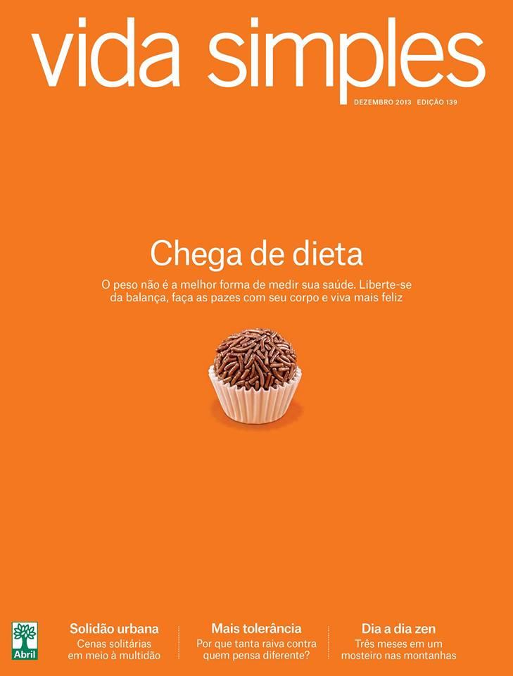 Olga Vida Simples Chega de Dieta